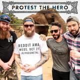 カナダ出身のプログレッシブ・メタル・バンド PROTEST THE HERO、来年5月に東阪3ヶ所にて来日公演を開催決定!