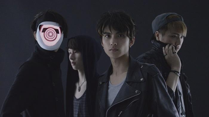 サイエンスフィクション・ミュージックを掲げたエレクトロ・ロック・バンド THE SIXTH LIE、新曲「Machines」のコンピューター・グラフィクスを交えた近未来型のMV公開!