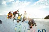 名古屋発、イージーコアの新星 ALL FOUND BRIGHT LIGHTS、来年1/6リリースの2ndシングル『GIRL』より「Nevermind」のMV公開!2月より自主企画ツアーの開催も決定!
