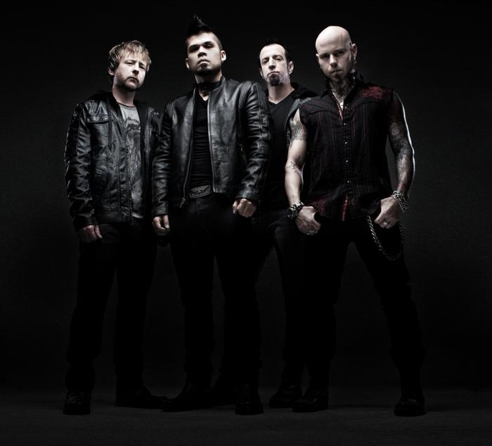 USのラウドロック・バンド DROWNING POOL、来年2/5にニュー・アルバム『Hellelujah』リリース決定!