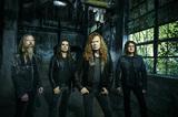 MEGADETH、来年1/22リリースのニュー・アルバム『Dystopia』より、全編アニメーションの「The Threat Is Real」のMV公開!