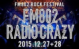 "FM802主催""RADIO CRAZY""、第3弾出演アーティストにBRAHMAN、RIZE、AA=、ROTTENGRAFFTY、KOM、BIGMAMAら決定!"