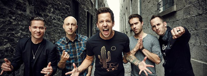 SIMPLE PLAN、来年2月にニュー・アルバム『Taking One For The Team』リリース決定!
