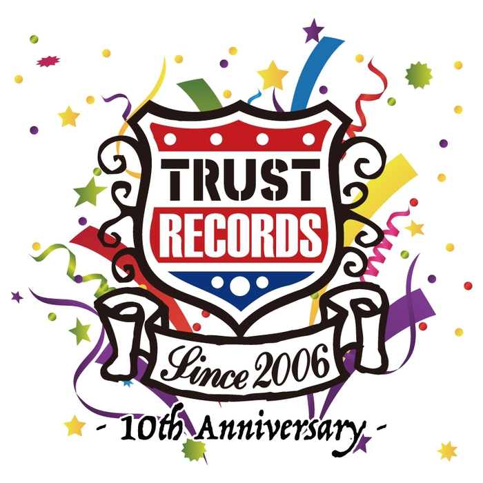 "BACK LIFT、ENTHら有する名古屋発レーベル""TRUST RECORDS""、10周年特別企画第3弾&""トラスト大感謝祭""第4弾アーティスト発表!"