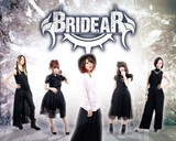 ガールズ・メタル・バンド BRIDEAR、3/23リリースの1stアルバム『BARYTE』より「Rebirth」のMVスポット映像公開!