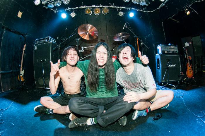 名古屋発の次世代メロディック・パンク・バンド ENTH、3/16リリースのニュー・シングル『SOMEWHERE WE HOPE』より「ムーンレイカー」のMV公開!