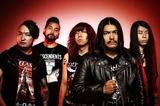 国内メタル/メタルコア・シーン最重要バンド HER NAME IN BLOOD、4/27にニューEP『Evolution From Apes』リリース決定!