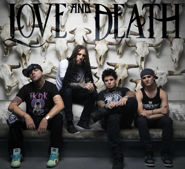 "KORNのギタリストBrian ""Head"" Welchのソロ・プロジェクト LOVE AND DEATH、新曲「Lo Lamento」の音源公開!"