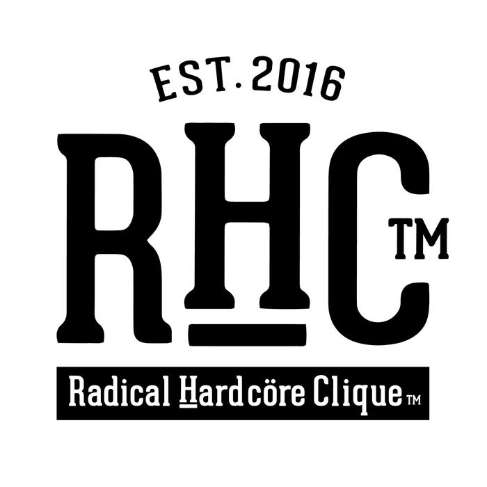 """元FACTのドラマーEijiらによる新バンド""""Radical Hardcore Clique""""、本日3曲同時リリースした配信シングルの試聴音源公開!"""