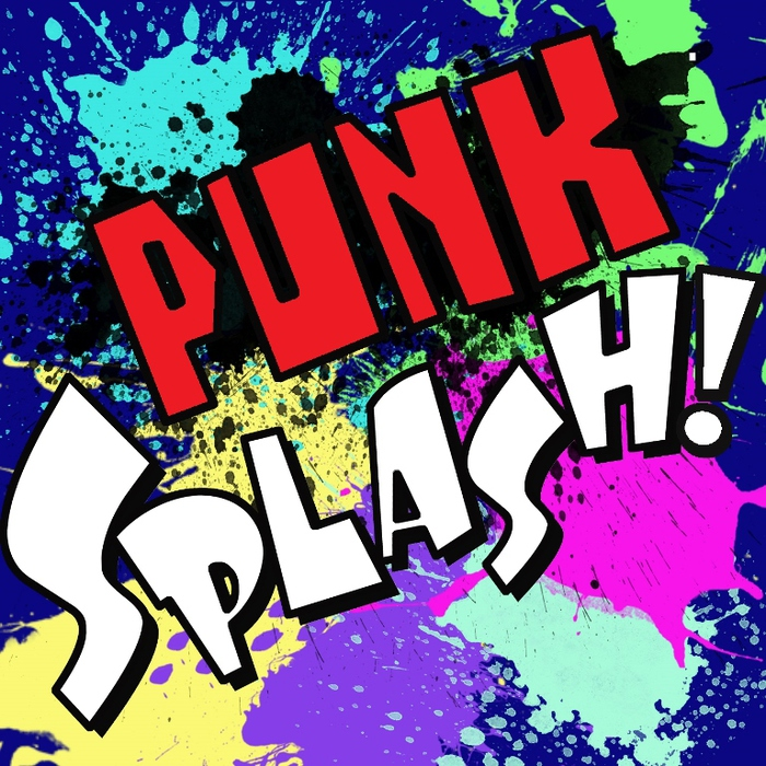 MY CHEMICAL ROMANCE、SIMPLE PLAN、PANIC! AT THE DISCO、THE USEDら収録!3/9にコンピレーション・アルバム『PUNK SPLASH!』の配信リリース決定!