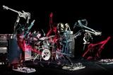 "9mm Parabellum Bullet、ニュー・アルバム『Waltz on Life Line』のリリースに伴いオフィシャル・サイトをリニューアル!""プロモーションmovie""も公開!"
