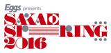 """名古屋のサーキット・イベント""""SAKAE SP-RING 2016""""、第2弾出演アーティストにバックドロップシンデレラ、彼女 in the display、THE Hitch Lowkeら79組決定!"""
