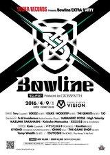 """Crossfaith×タワレコ主催イベント""""Bowline 2016""""、渋谷VISIONにて開催のEXTRA PARTYに現在来日中のTHE QEMISTSがDJセットで急遽出演決定!"""