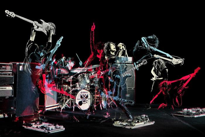 "9mm Parabellum Bullet、7/20にニュー・シングル『インフェルノ』リリース決定!""カオスの百年TOUR 2015""Zepp Tokyo公演の音源も収録!"