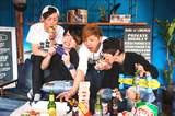 大阪発ポップ・パンク・バンド AIRFLIP、6/8リリースの1stミニ・アルバム『MILES FLAG』より「Love Circle」のリリック・ビデオ公開!