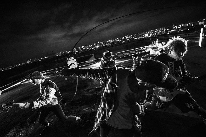 ALL OFF、6/26に恵比寿LIQUIDROOMにて開催するリリース・ツアー・ファイナルにFo'xTailsが出演決定!アニメ主題歌を手掛ける5バンドが集結!