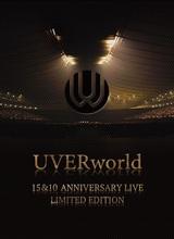 UVERworld、6/8にリリースする映像作品『UVERworld 15&10 Anniversary Live LIMITED EDITION』のトレーラー第2弾公開!