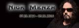 元MEGADETHのドラマー Nick Menzaが逝去