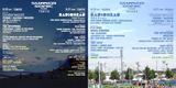 """SUMMER SONIC 2016""、第7弾出演アーティストにdustbox、Xmas Eileen、BUZZ THE BEARS、OZROSAURUSら決定!ステージ割りも発表!"
