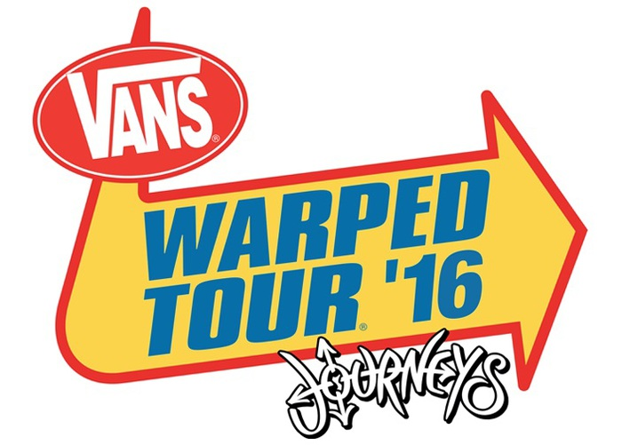"""Vans Warped Tour 2016""、初日6/24テキサス ダラス公演のウェブ生中継決定!ISSUES、NEW FOUND GLORY、TONIGHT ALIVEら出演!"