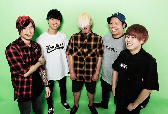 ANGRY FROG REBIRTH、11月にメジャー・デビュー・アルバムのリリース決定!7/30に大阪で開催するサーキット・イベントの第1弾出演アーティストも発表!