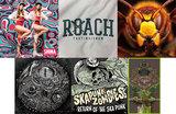 【明日の注目のリリース】SHIMA、ROACH、MUCC、Death I Am、SKA PUNK ZOMBIESら6タイトル!