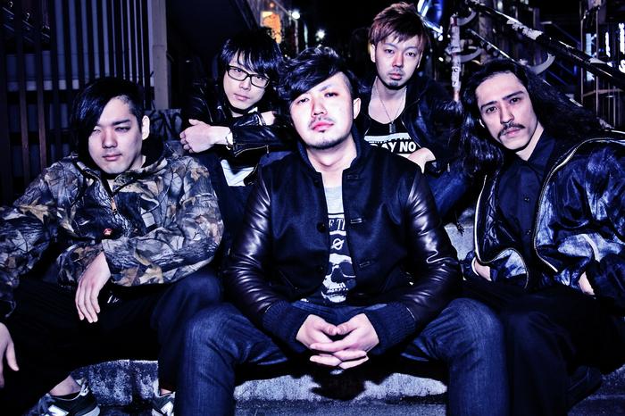 日本が誇るメタル・バンド HONE YOUR SENSE、8/10に1stミニ・アルバム『PHONOMENA』リリース決定!ジャケット写真も公開!