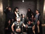 """世界の愛と平和とヘヴィ・メタルを守る4人の戦士""""Phantom Excaliver""""、新MV「ARMAGEDDON」公開!"""