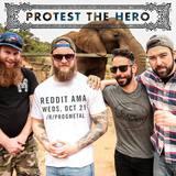 カナダのプログレッシブ・メタル・バンド PROTEST THE HERO、5月に開催したジャパン・ツアーのドキュメンタリー映像公開!