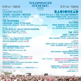 """SUMMER SONIC 2016""、第10弾アーティストにAldious、SpecialThanksら決定!"