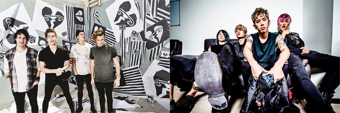 5 SECONDS OF SUMMER × ONE OK ROCK、北米ツアー最終公演をライヴ・レポートする海外特派員の募集がスタート!