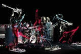9mm Parabellum Bullet、7/20にリリースするニュー・シングル表題曲「インフェルノ」のMV公開!