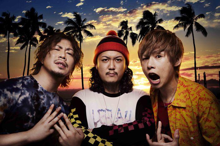 宮崎出身の3ピース・バンド MINAMI NiNE、10/5に1stアルバム『SWEET』リリース決定!全国ツアーも開催!