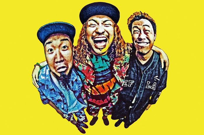 WANIMA、8/3にリリースする2ndシングル『JUICE UP!!』より「ともに」のMVフル公開!