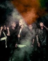 coldrain、8/17にリリースするニュー・シングル『VENAⅡ』初回限定盤DVDより「FIRE IN THE SKY」のライヴMV公開!