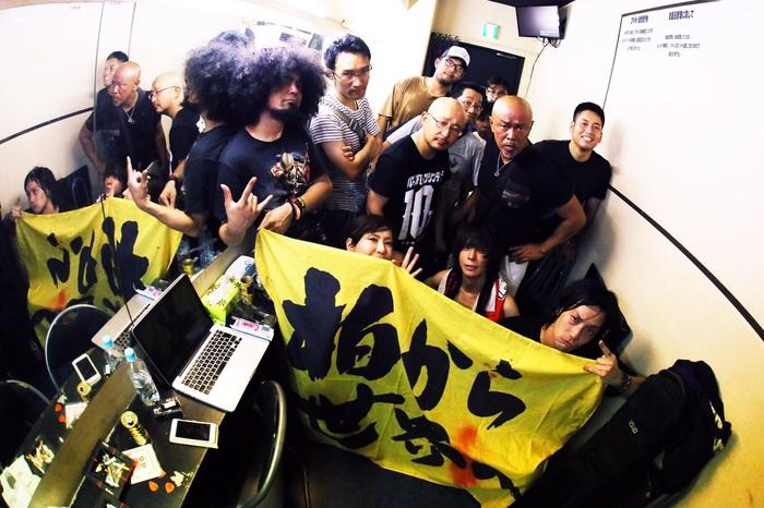 バックドロップシンデレラ、11/2リリースのベスト・アルバム『BESTです』に柏レイソル応援団とのコラボ曲「さらば青春のパンク~突き進め柏  ~」が収録決定!