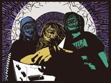 スラッシュ・メタル × 青春パンク!?異色の3ピース・バンド ONE'S TRUTH、9/14に1stフル・アルバム『KEEP THRASHIN'』リリース決定!