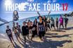 "SiM × coldrain × HEY-SMITH、合同企画""TRIPLE AXE TOUR'17""の詳細発表!"