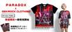 2回目の予約販売も即完し、問い合わせが殺到したPARADOXゲキクロ限定デザインTシャツが待望の一般発売が決定!明日11:00より販売開始!ご購入でステッカーもプレゼント!
