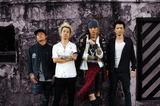 RADIOTS、12/21に5thアルバム『CHEERIO』リリース決定! 4thアルバムよりスケートパークをジャックした表題曲「JUNK HEROES STORY」のMV公開!