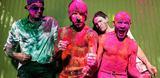 RED HOT CHILI PEPPERS、ドイツにて開催する超スペシャル・ライヴをスペシャアプリにて360度生配信決定!