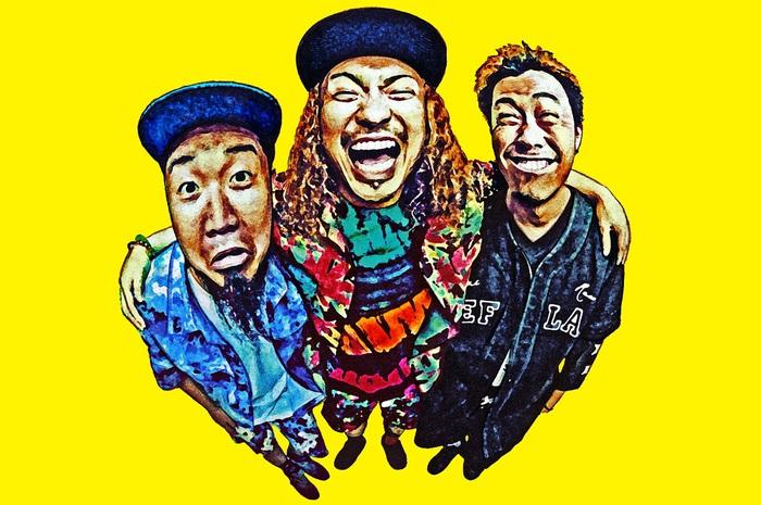 WANIMA、今月より開催する2ndシングル『JUICE UP!!』のリリース・ツアー前半戦のゲストにラスベガス、ロットン、Crossfaith、OAT、9mmら決定!