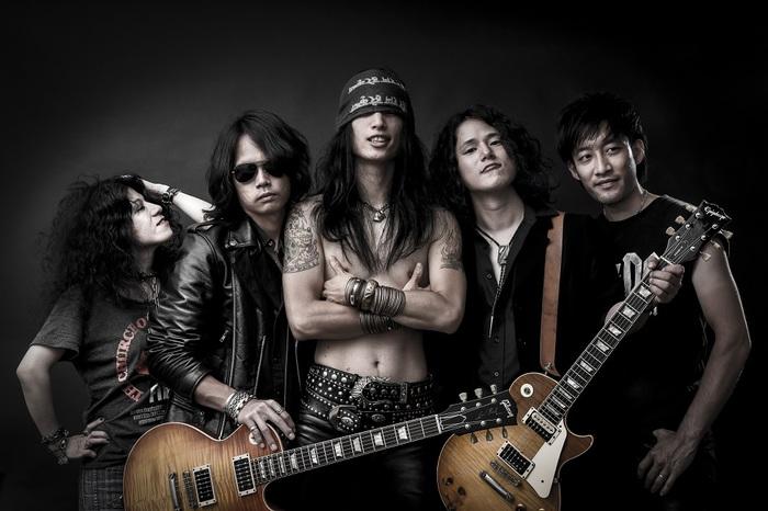 ピュアHRサウンド全開の5人組バンド THE ROSEBUD MOUTH、11/9に初の全国流通EP『Rock And Roll,Get Your Soul!』リリース決定!