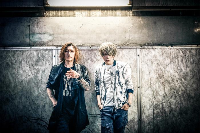 "DIAWOLF、来年2月に初の東名阪ワンマン・ツアー""IGNITION""開催決定! 最新アーティスト写真も公開!"