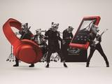 "MAN WITH A MISSION、新曲「Hey Now」を使用したソニー ハイレゾ・プロモーション""ハイレゾ級ワイヤレス ゾクゾクムービー""公開!"