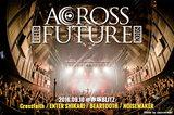 """Crossfaith主催企画""""ACROSS THE FUTURE 2016""""最終日のライヴ・レポート公開!一切の壁を排除し、フロア中を総毛立つ興奮と感動の渦に巻き込んだ一夜をレポート!"""