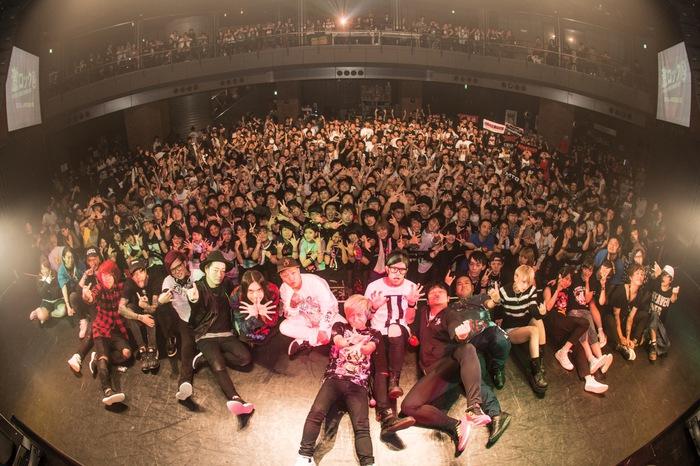 1,300人動員で完全ソールド・アウト!激ロック16周年DJパーティー@渋谷O-EASTが大盛況で終了!次回は11/12(土)、12/10(土)に渋谷THE GAMEにて開催!