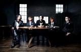 MUCC × AKi(シド)、11/23にリリースするライヴDVD『M.A.D』の収録曲&ジャケット写真公開!