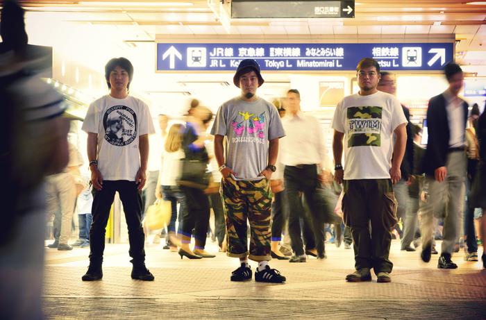 """来年1/15に横浜にて開催のOVER ARM THROW主催サーキット・イベント""""Sound Go Round""""、第1弾出演アーティストにdustbox、ストンピン、ノーザンら決定!"""