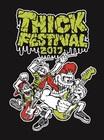 "SECRET 7 LINE主催フェス""THICK FESTIVAL 2017""、第2弾出演アーティストにThe BONEZ、NUMB、bacho、GIVE LIFEが決定!"